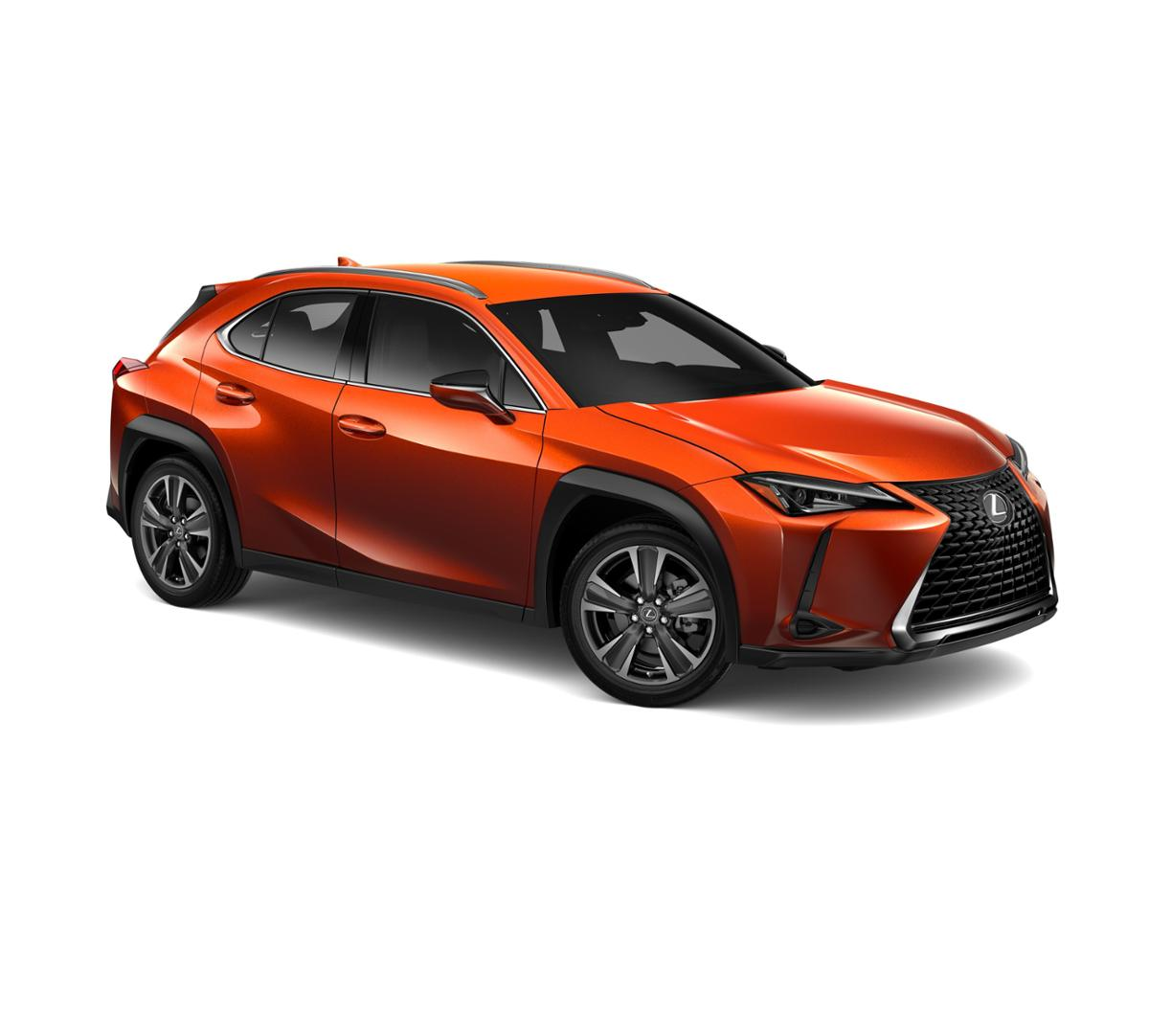 Lexus Dealership In Va: Cadmium Orange[cadmium] 2019 Lexus UX 200 Alexandria