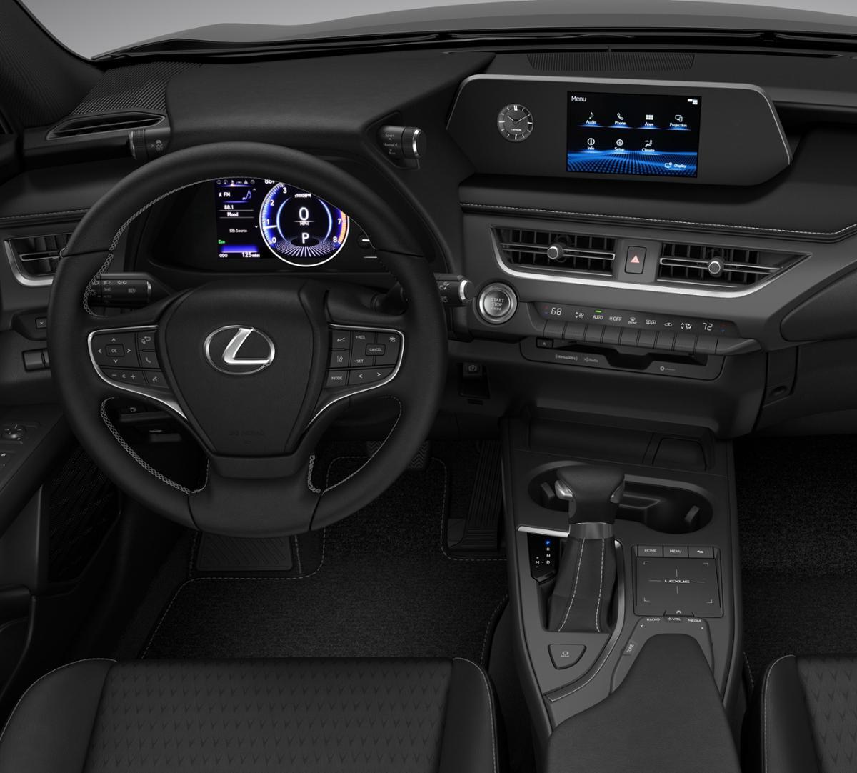 New Eminent White Pearl 2019 Lexus UX 200 in Cerritos, CA ...