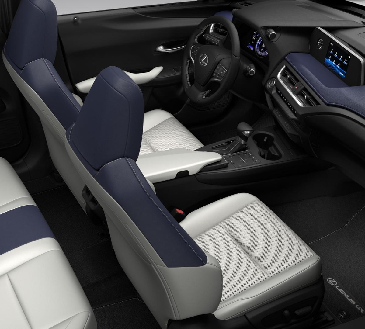 Obsidian 2019 Lexus UX 200: New Suv for Sale in South ...