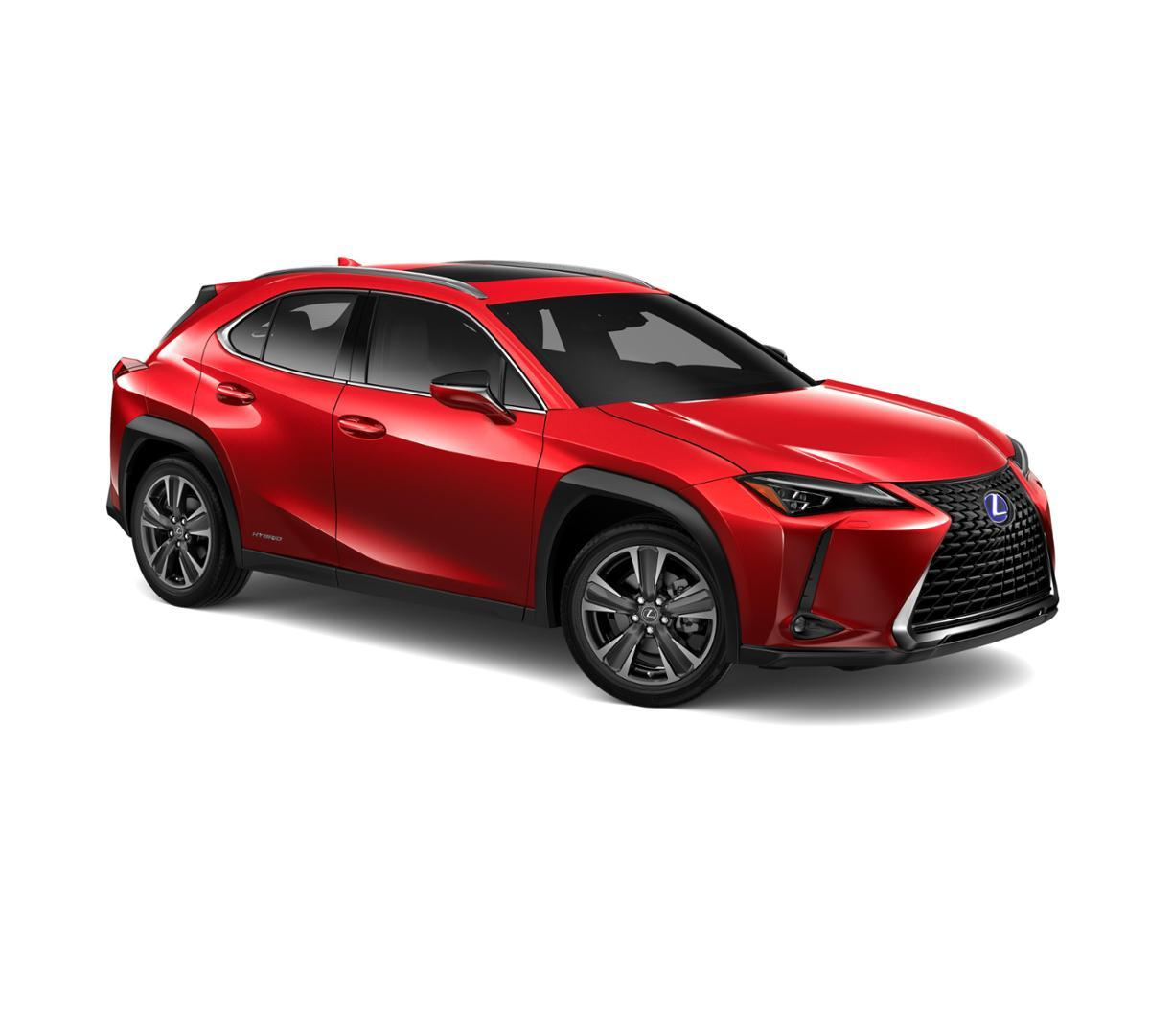 East Haven Lexus UX 250h 2019 Redline: New Suv For Sale