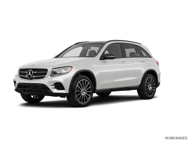 New 2019 Mercedes Benz Glc Polar White Suv For Sale