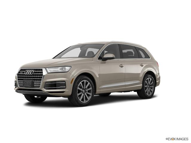 2018 Audi Q7 Vehicle Photo in Appleton, WI 54913
