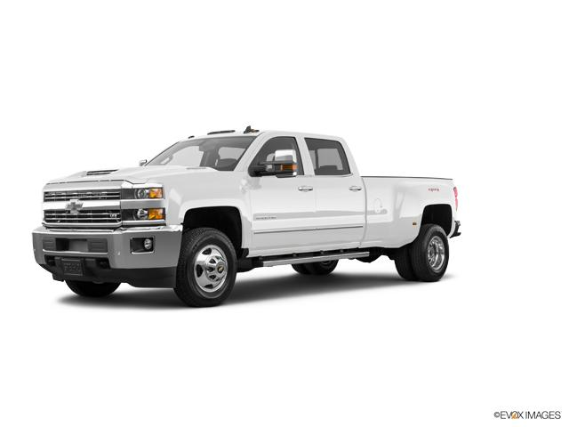 2018 Chevrolet Silverado 3500HD Vehicle Photo in Bend, OR 97701