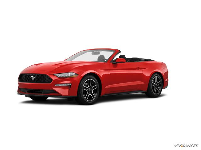 find a used red 2018 ford mustang car in arkansas vin 1fatp8ff2j5142914. Black Bedroom Furniture Sets. Home Design Ideas