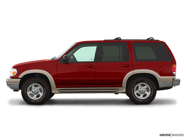 2000 Ford Explorer Vehicle Photo in Denver, CO 80123
