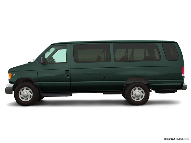2000 Ford Econoline Wagon Vehicle Photo in Hudson, MA 01749
