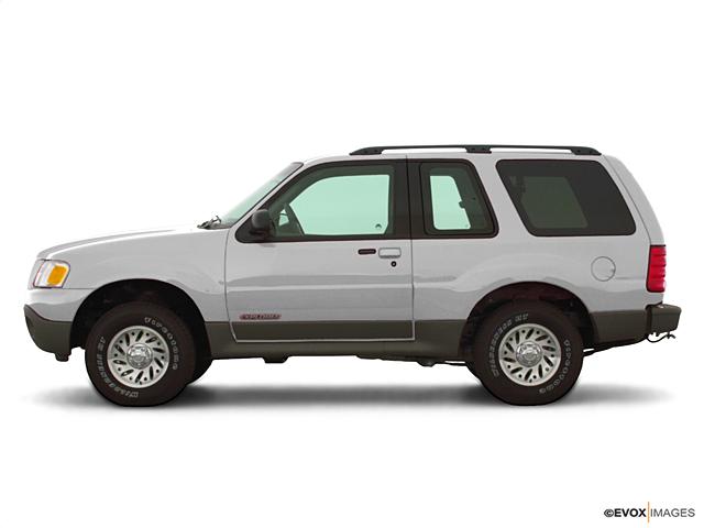 Used 2001 Ford Explorer Sport