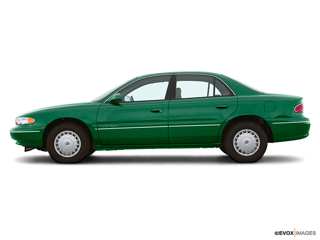 2000 Buick Century Vehicle Photo in Colorado Springs, CO 80905