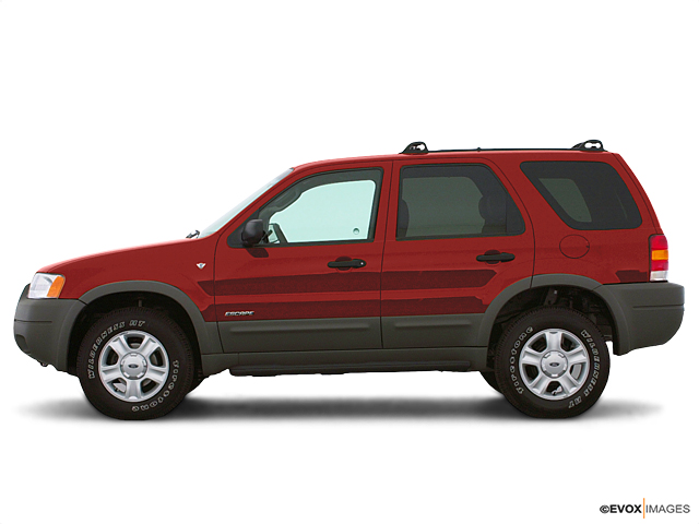 2001 Ford Escape Vehicle Photo in Colorado Springs, CO 80920