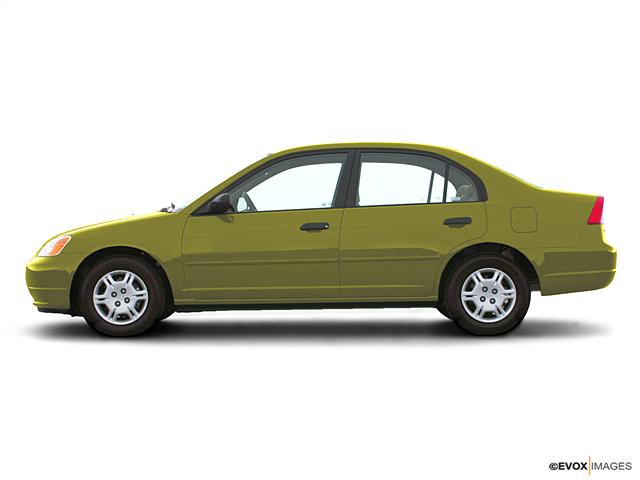 2001 Honda Civic Vehicle Photo in Twin Falls, ID 83301