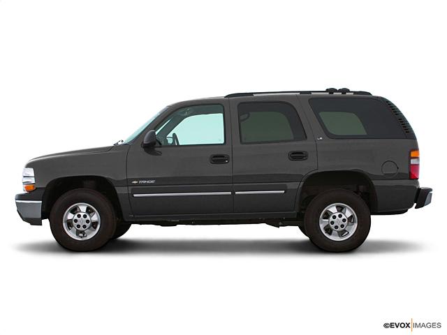 2000 Chevrolet New Tahoe Vehicle Photo in Peoria, IL 61615