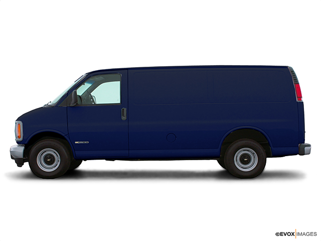 2000 Chevrolet Express Cargo Van Vehicle Photo in Gulfport, MS 39503