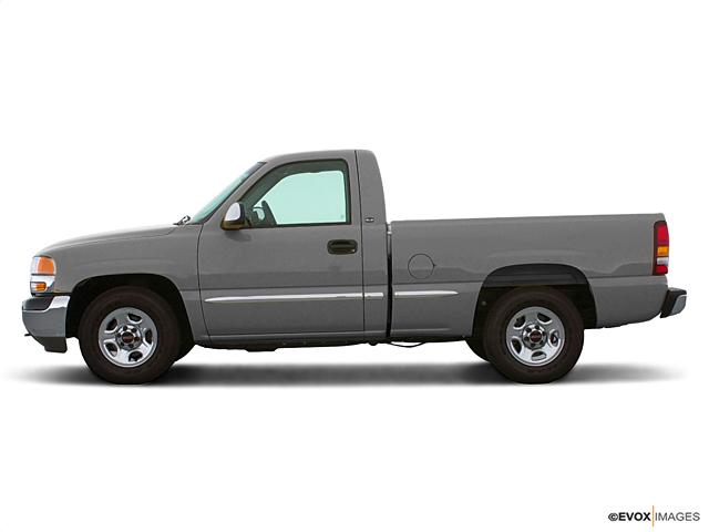Used 2000 Gmc New Sierra 1500 Medium Charcoal Gray