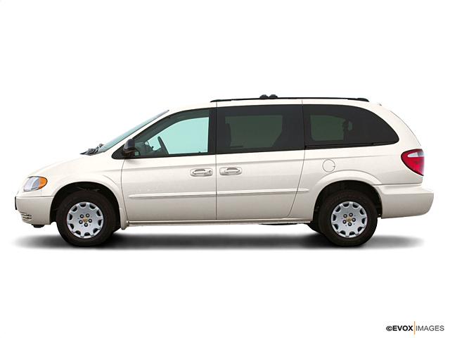 2001 Chrysler Town Country Vehicle Photo In Cincinnati Oh 45251