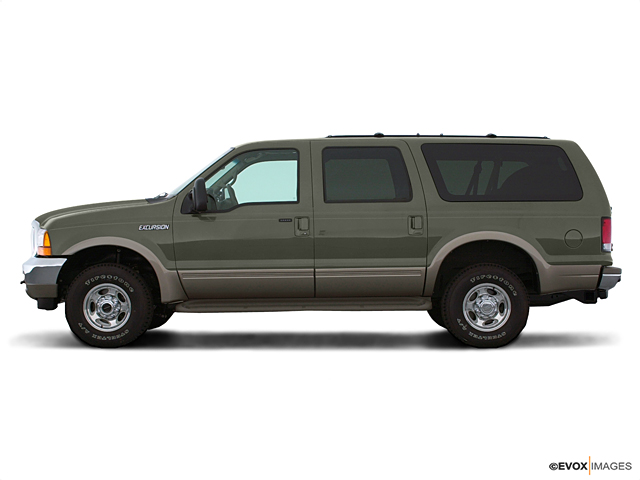 2001 Ford Excursion Vehicle Photo in Quakertown, PA 18951