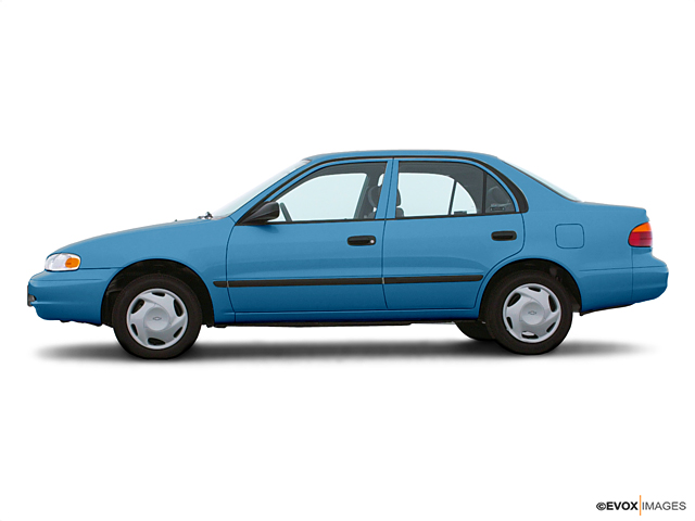 2001 Chevrolet Prizm Vehicle Photo in Midlothian, VA 23112