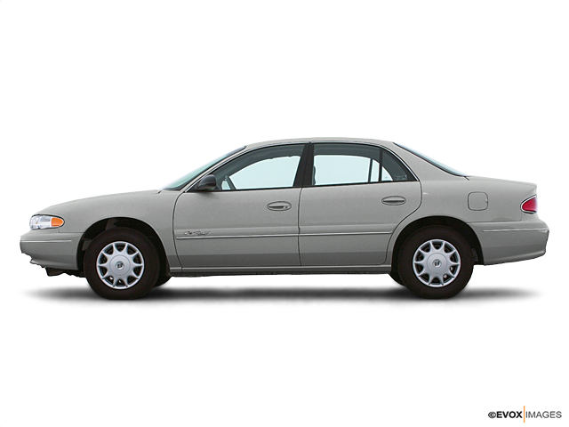 2001 Buick Century Vehicle Photo in Newton Falls, OH 44444