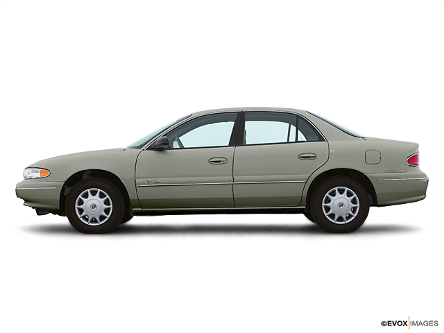 2001 Buick Century Vehicle Photo in Odessa, TX 79762