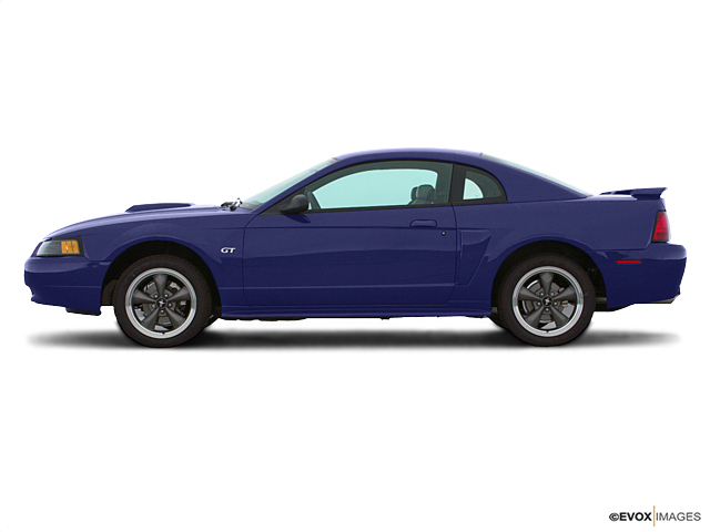2001 Ford Mustang Vehicle Photo in Chickasha, OK 73018