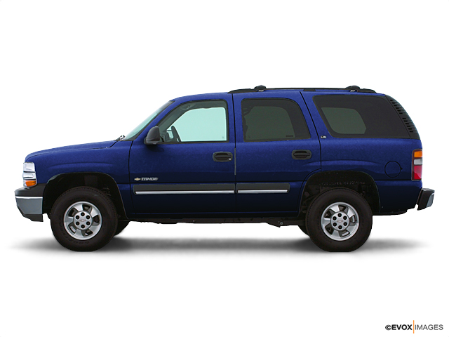 2001 Chevrolet Tahoe Vehicle Photo in San Angelo, TX 76903