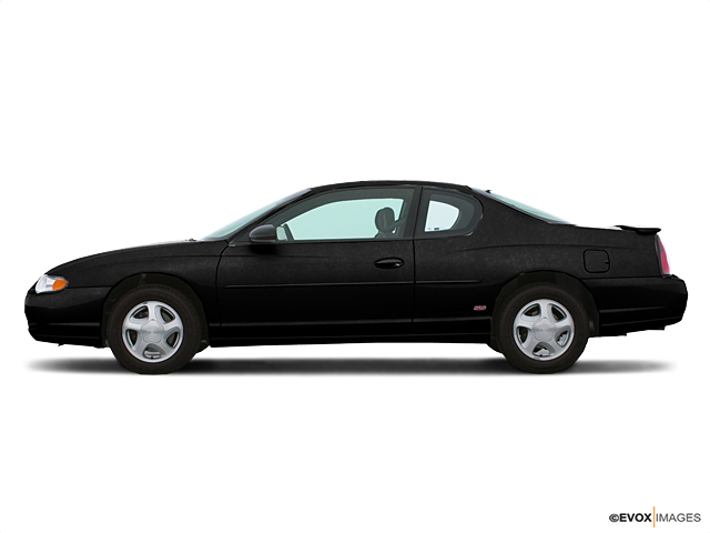 2001 Chevrolet Monte Carlo Vehicle Photo in Massena, NY 13662