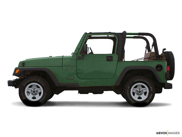 2000 Jeep Wrangler Vehicle Photo in Colorado Springs, CO 80905