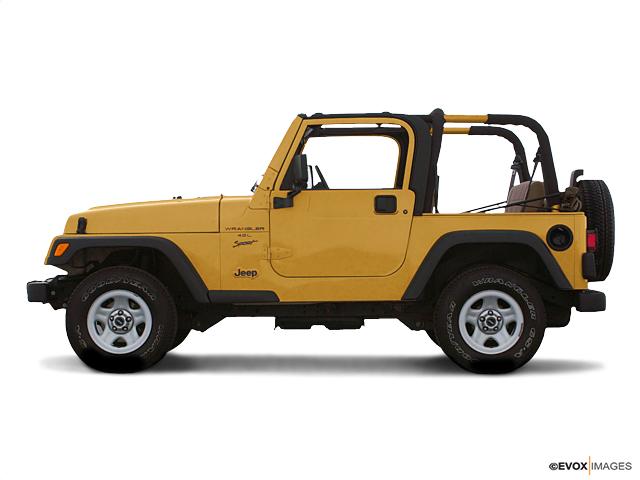 2000 Jeep Wrangler Vehicle Photo in Colorado Springs, CO 80905