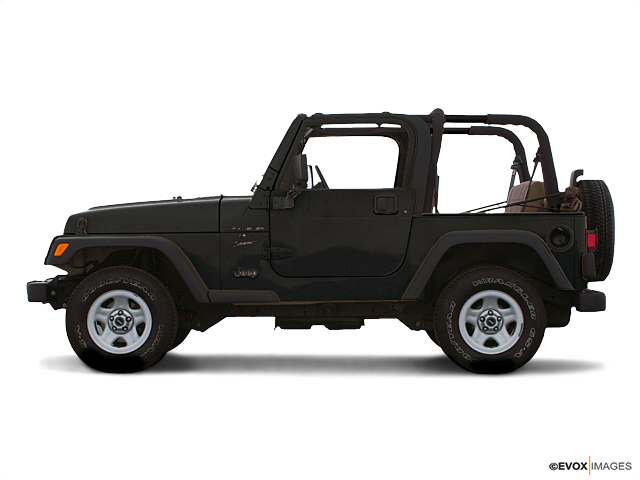 2000 Jeep Wrangler Vehicle Photo in Tallahassee, FL 32304