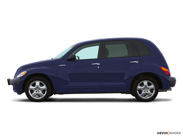 2001 Chrysler PT Cruiser Vehicle Photo in Spokane, WA 99207