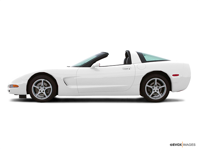 Pre-Owned 2000 Chevrolet Corvette 2dr Cpe