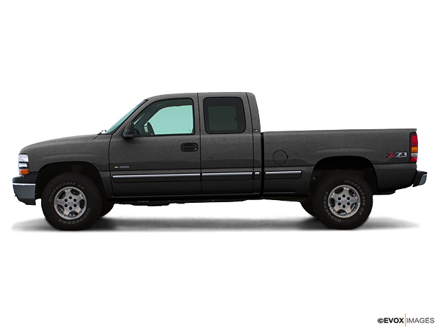 2001 Chevrolet Silverado 1500 Vehicle Photo in Bend, OR 97701