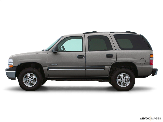 2001 Chevrolet Tahoe Vehicle Photo in Colorado Springs, CO 80905