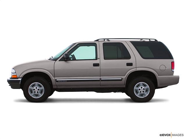 2001 Chevrolet Blazer Vehicle Photo in Anchorage, AK 99515
