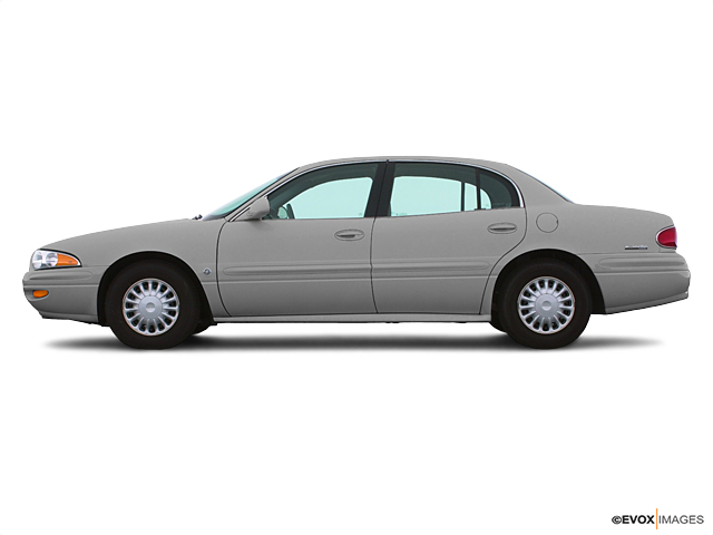 Certified 2001 Buick LeSabre 4dr Sdn Limited sterling silver metallic exterior medium gray interio