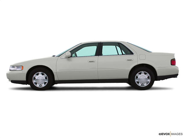 2001 Cadillac Seville Vehicle Photo in Spokane, WA 99207