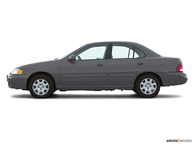 2001 Nissan Sentra Vehicle Photo in Highland, IN 46322