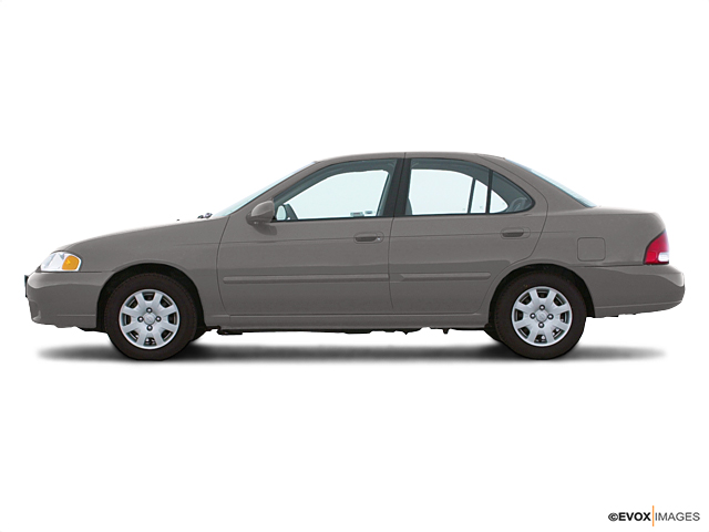 2001 Nissan Sentra Vehicle Photo in Bellevue, NE 68005