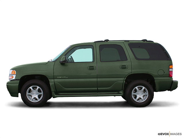 2001 GMC Yukon Denali Vehicle Photo in Twin Falls, ID 83301