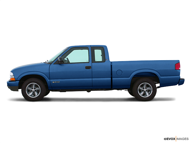 2001 Chevrolet S-10 Vehicle Photo in Trevose, PA 19053-4984