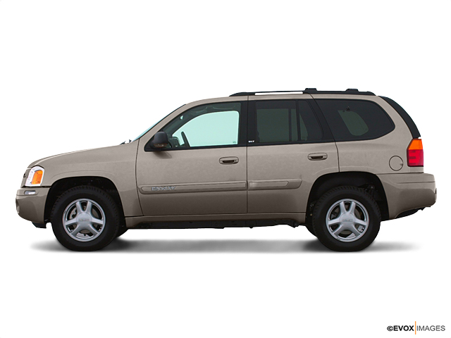 2002 GMC Envoy Vehicle Photo in Glenwood Springs, CO 81601