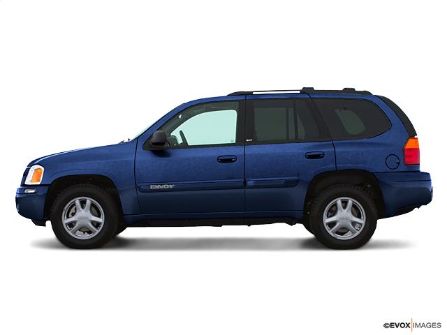 2002 GMC Envoy Vehicle Photo in Wilmington, NC 28405