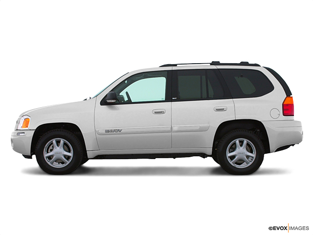 2002 GMC Envoy Vehicle Photo in Casper, WY 82609