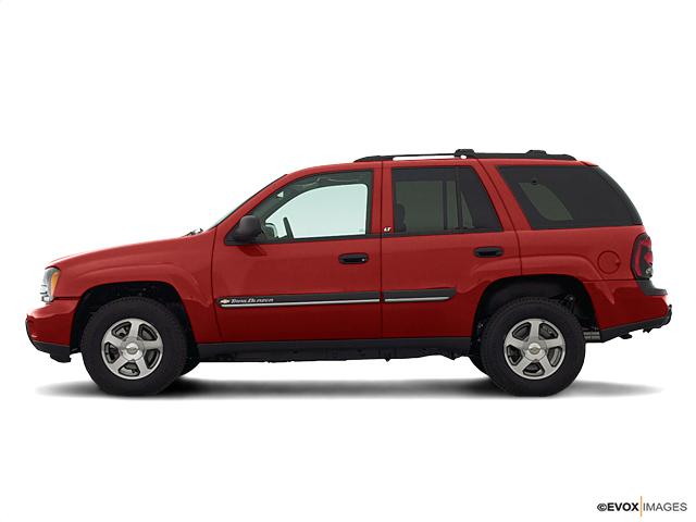 2002 Chevrolet TrailBlazer Vehicle Photo in Reese, MI 48757