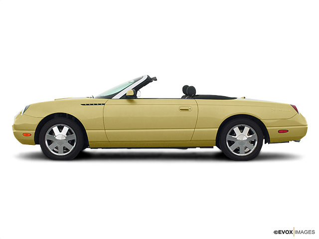 2002 Ford Thunderbird Vehicle Photo in Charlotte, NC 28269