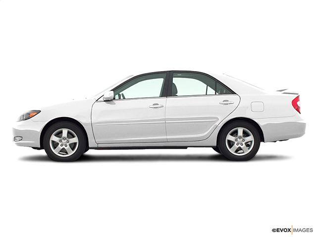 2002 toyota camry le manual sedan