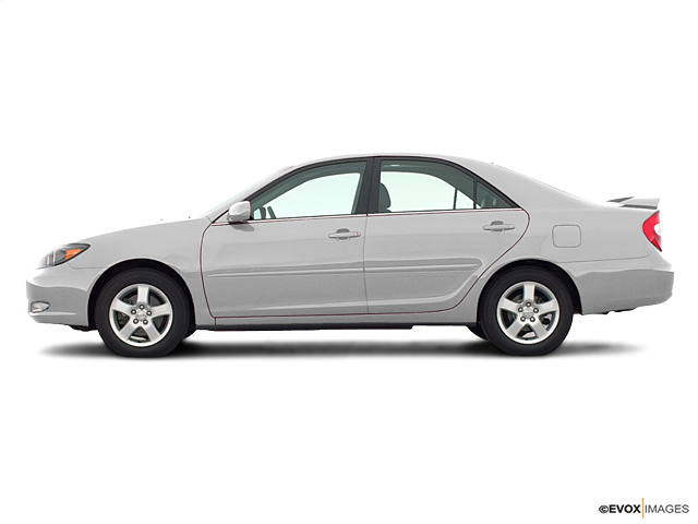 2002 Toyota Camry Vehicle Photo in Lubbock, TX 79412