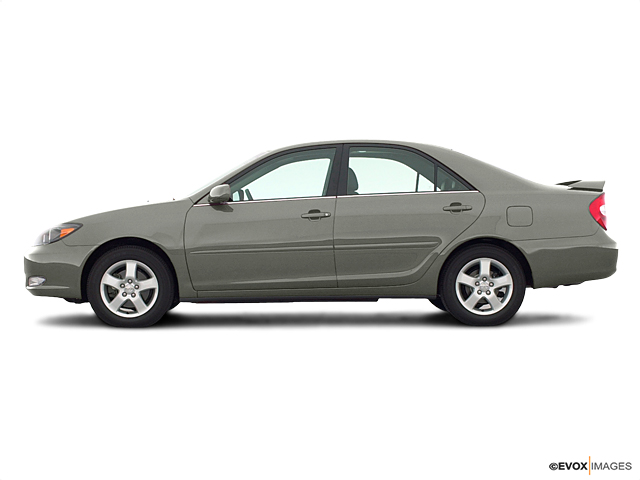 2002 Toyota Camry Vehicle Photo in Austin, TX 78759