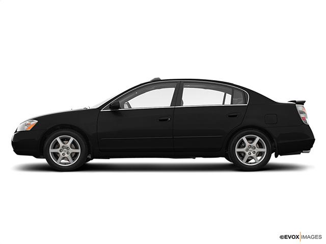 Used 2002 Super Black Nissan Altima Se For Sale In Minnesota J9778a