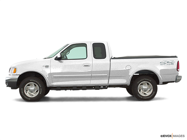 2001 Ford F-150 Vehicle Photo in Austin, TX 78759