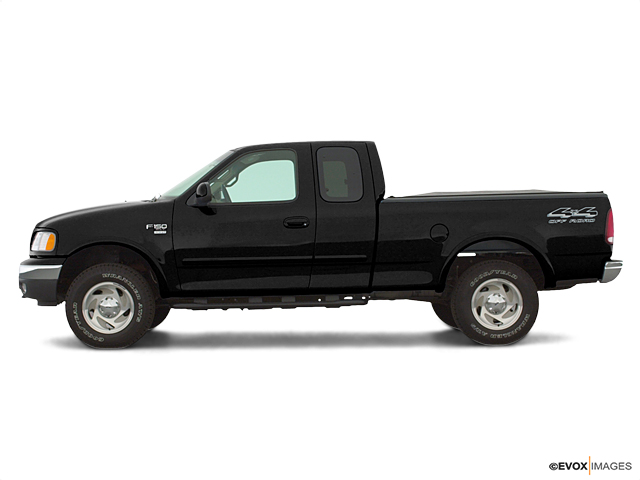 2002 Ford F-150 Vehicle Photo in Colorado Springs, CO 80920